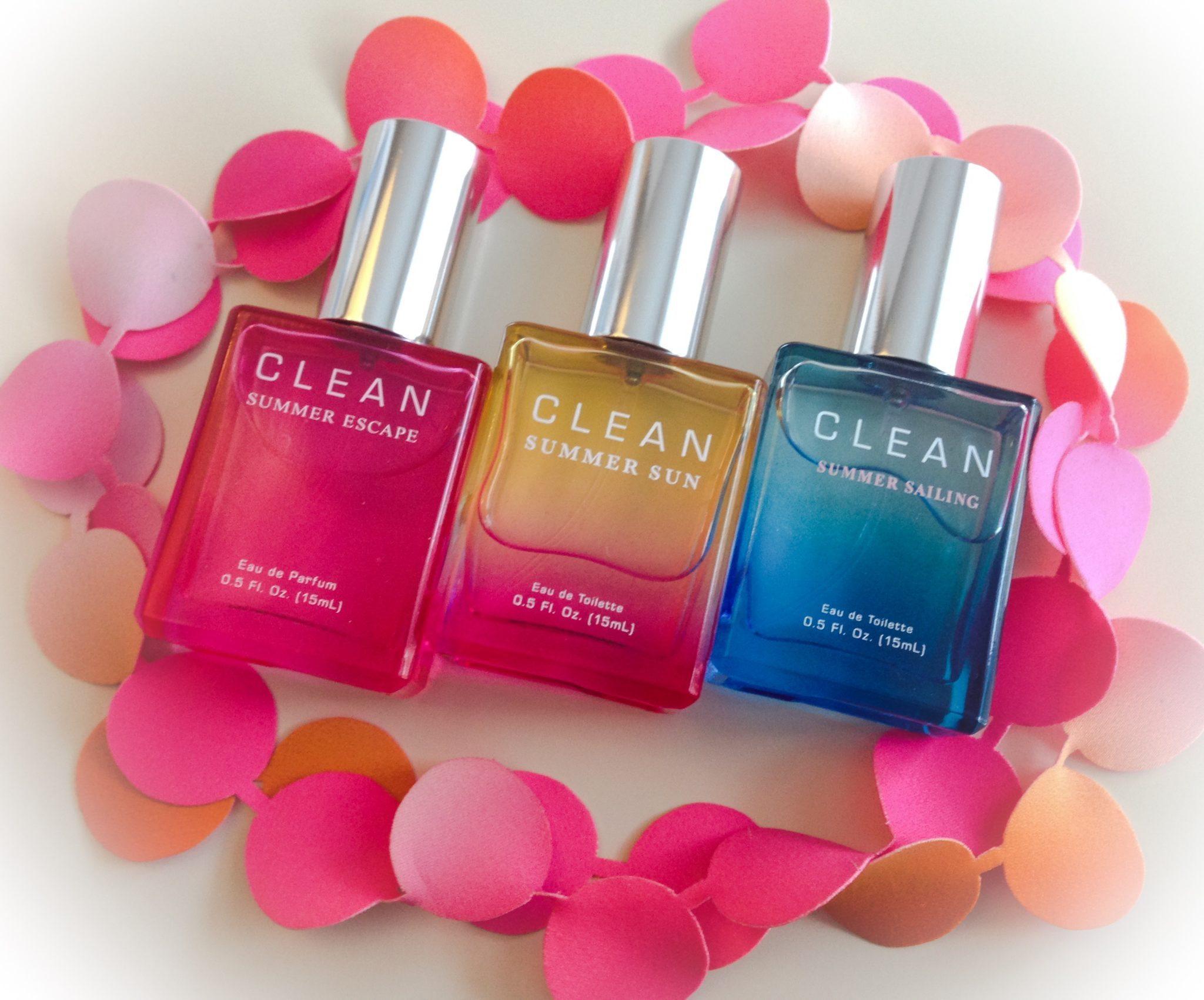clean parfume sæt matas