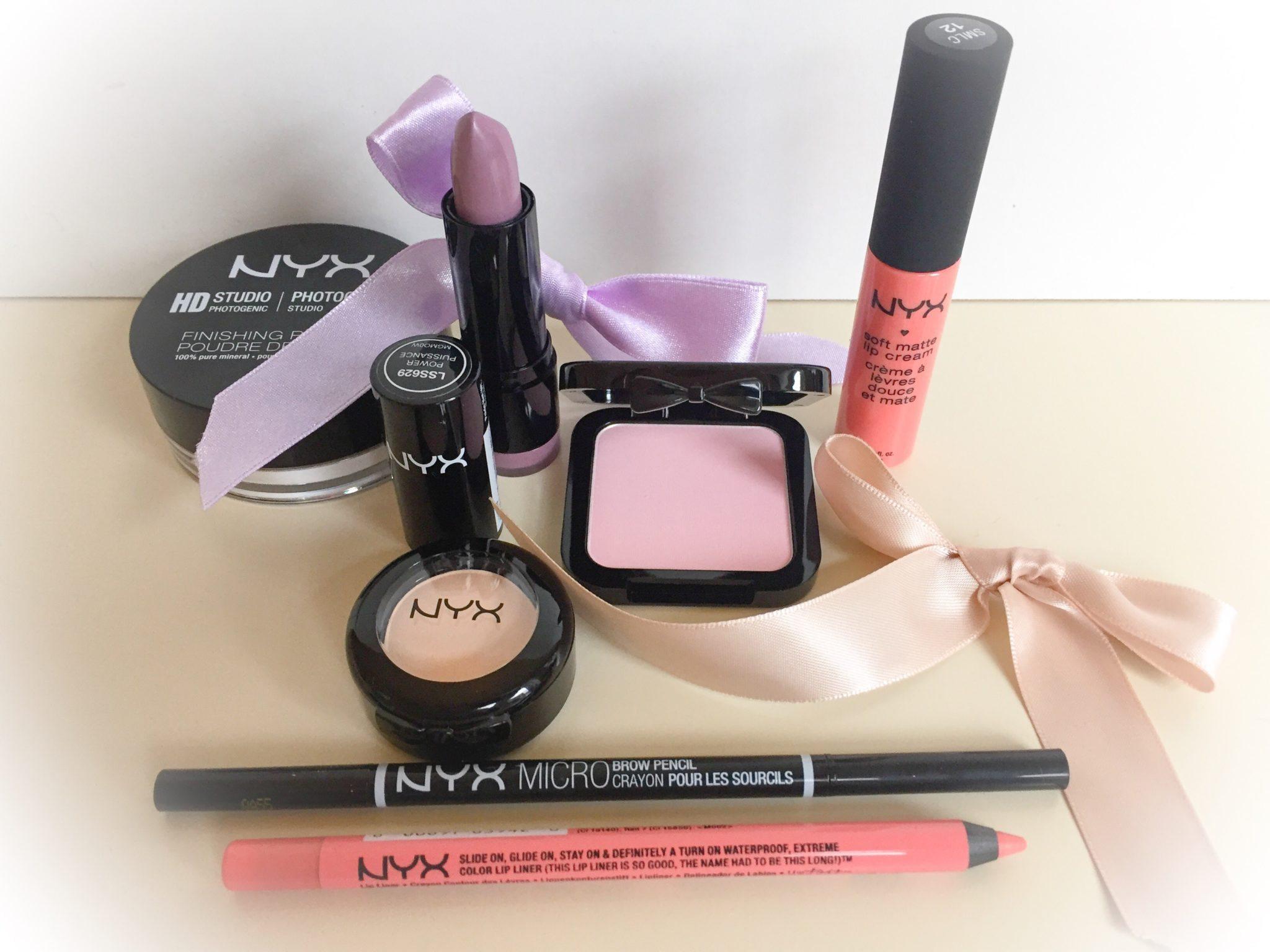 nyx makeup matas