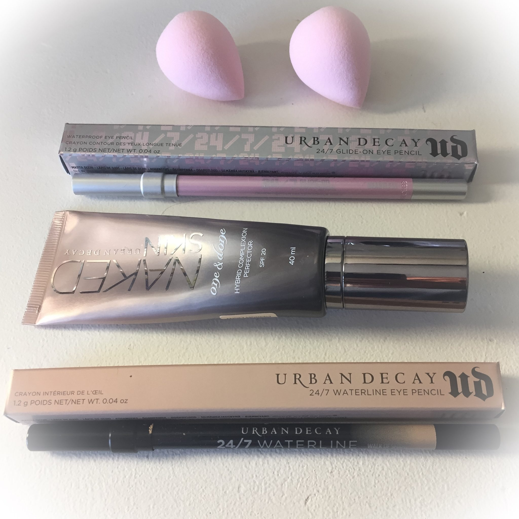 TGIMF: Urban Decay Naked Skin Weightless Complete Coverage