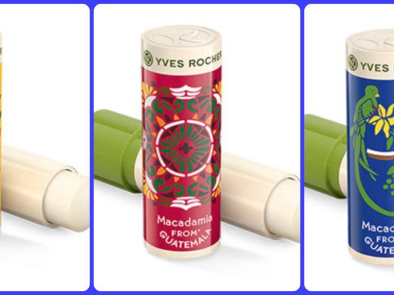 Macadamia læbeomade