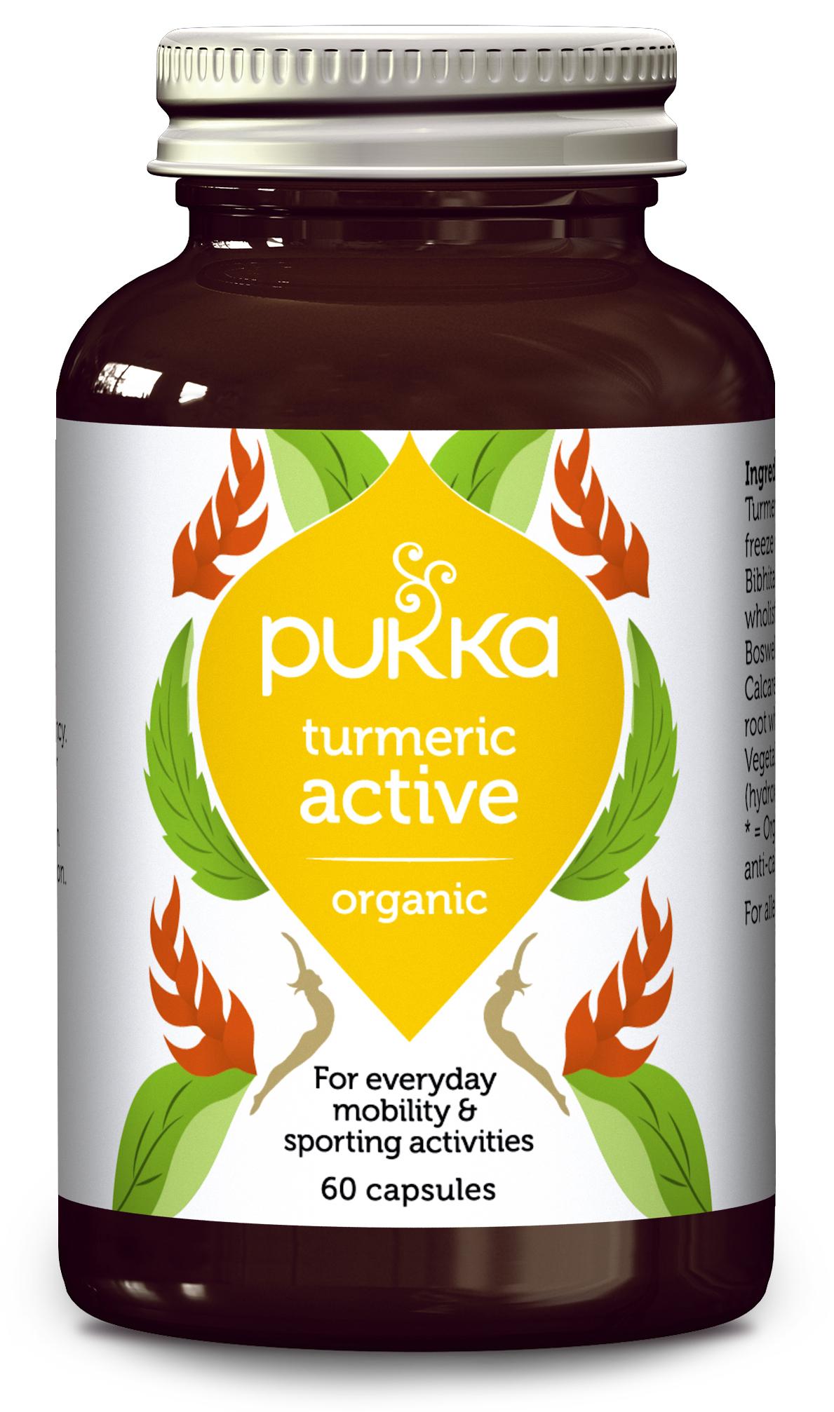 Turmeric Active 60 kaps