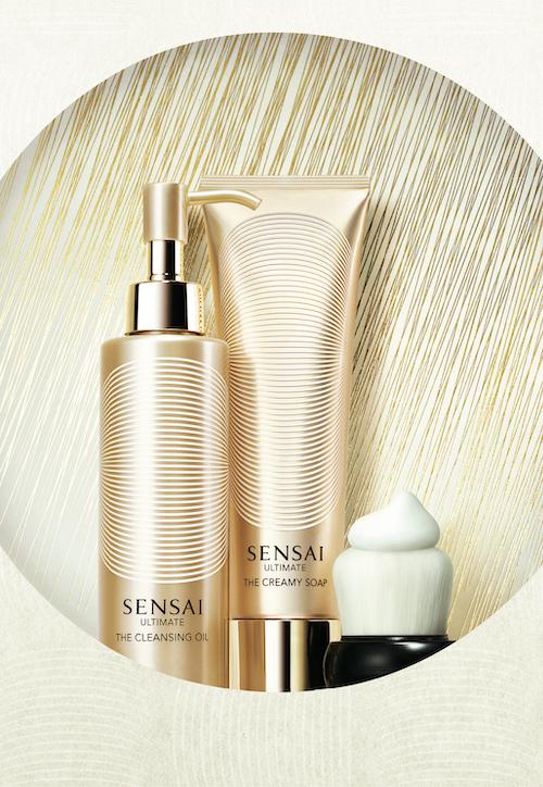 Luksuriøst rensesystem med THE CREAMY SOAP og børste